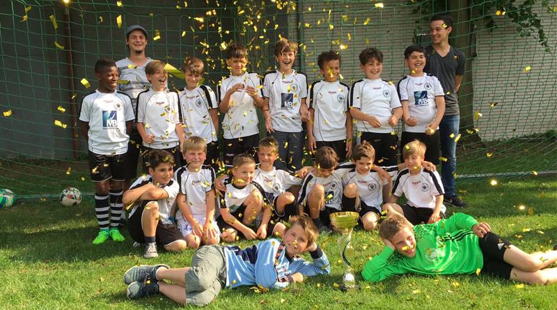 Impressionen Süd-Pokalfeier der E-Jugend