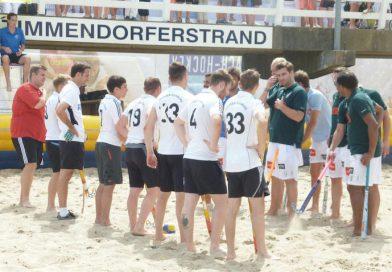 Tolle Preußen-Leistung bei der Beach-Hockey DM