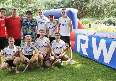 Preußen als RWE-Team bei Deutscher Beach-Hockey Meisterschaft aktiv