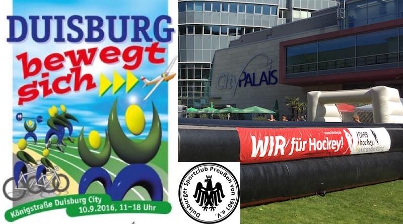 Impressionen von Duisburg bewegt sich 2016