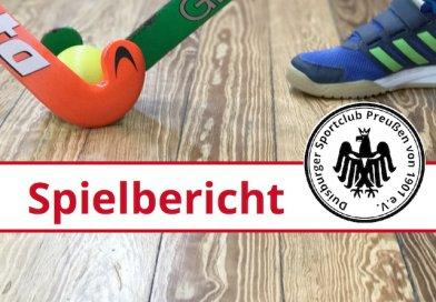 Mädchen B qualifizieren sich als Erster für die Ruhr-Endrunde