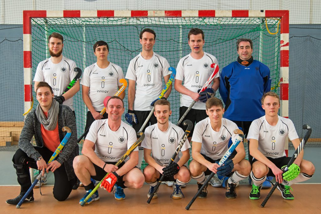 Preußen Duisburg 1. Mannschaft Hockey - Duisburg 22.01.2017