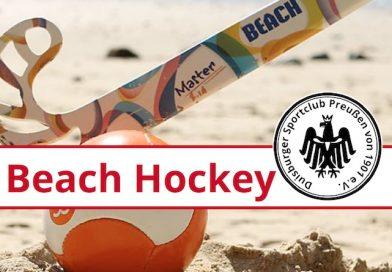 Beach Hockey DM – Rückblick
