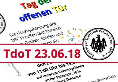 TdoT 2018 – Rückblick