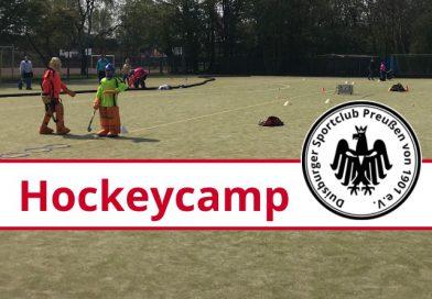 Hockeycamp Ostern 2019