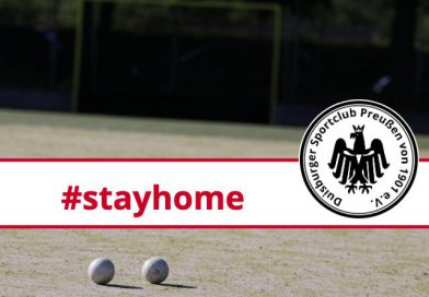 Training bei #stayhome