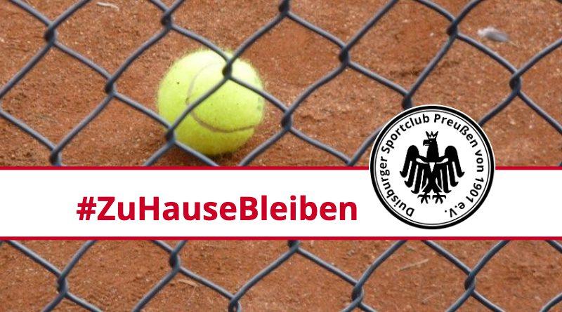 Training bei #ZuHauseBleiben