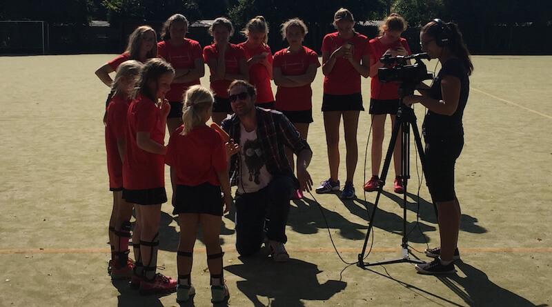 Studio 47 zu Gast bei Preußen-Hockey Sommercamps!